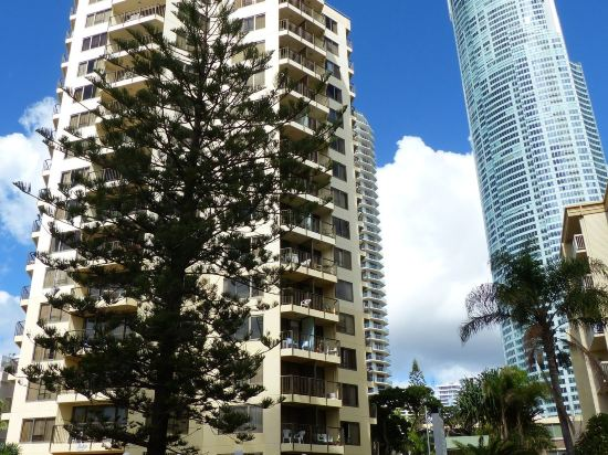Erika's Oceanview Holiday Apartments Surfers Paradise