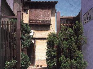 京都西陣 共榮旅館(Tomoe Ryokan)