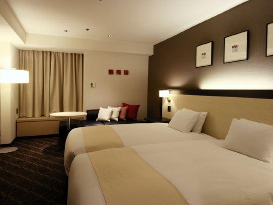 札幌格蘭大酒店(Sapporo Grand Hotel)東樓舒適好萊塢雙床房