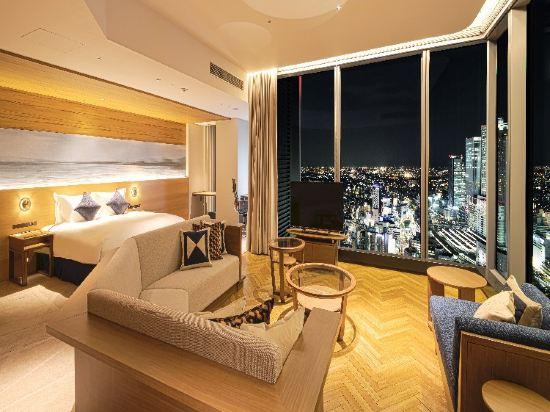名古屋王子大飯店(Nagoya Prince Hotel Sky Tower)公共區域