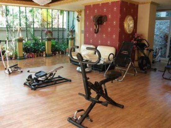 芭堤雅麗塔度假村及公寓(Rita Resort and Residence Pattaya)健身房