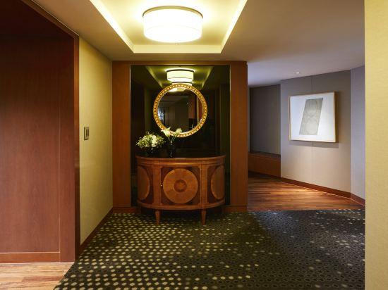 首爾世貿中心洲際酒店(InterContinental Seoul COEX)大使套房