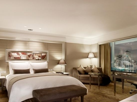 曼谷洲際酒店(InterContinental Bangkok)至尊豪華房