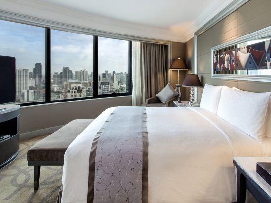 曼谷洲際酒店(InterContinental Bangkok)轉角套房