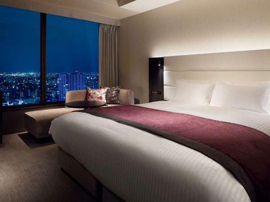 三井花園飯店名古屋普米爾(Mitsui Garden Hotel Nagoya Premier)高級大床房