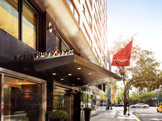 fifty hotel suites by affinia hotel reviews room rates and
