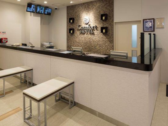 大阪心齋橋舒適酒店(Comfort Hotel Osaka Shinsaibashi)公共區域