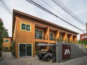 曼谷M池別墅酒店 - BTS 伊卡邁(The M Pool Villas Bangkok - BTS Ekkamai)