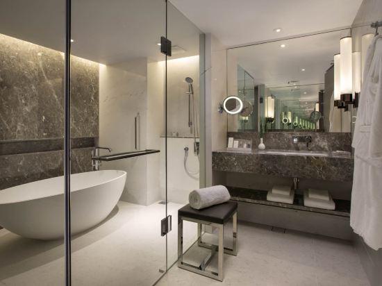 新加坡卡爾登酒店(Carlton Hotel Singapore)行政套房