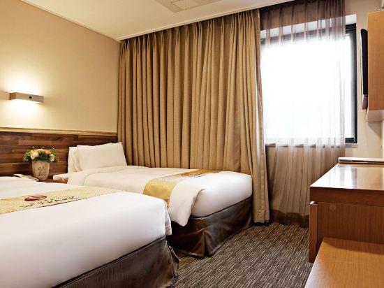 天空花園酒店明洞1號店(Hotel Skypark Myeongdong 1)標準雙床房