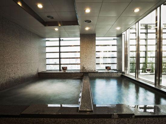 首爾南大門輝盛坊國際公寓(Fraser Place Namdaemun)室內游泳池