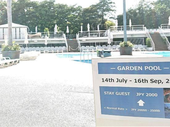 東京新大谷飯店花園樓(Hotel New Otani Tokyo Garden Tower)室外游泳池