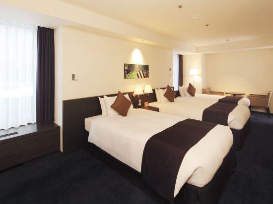 札幌格蘭大酒店(Sapporo Grand Hotel)東樓舒適豪華雙床房
