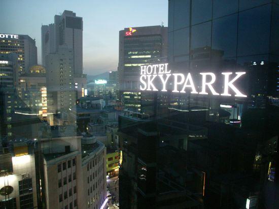 天空花園酒店明洞2號店(Hotel Skypark Myeongdong 2)外觀