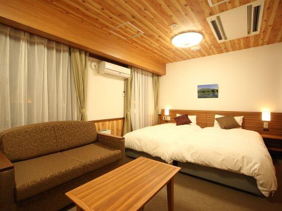札幌多美迎PREMIUM酒店(Dormy Inn Premium Sapporo)豪華雙床房