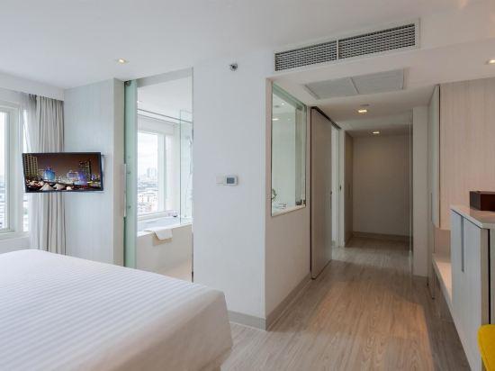 盛泰樂水門酒店(Centara Watergate Pavillion Hotel Bangkok)豪華家庭公寓