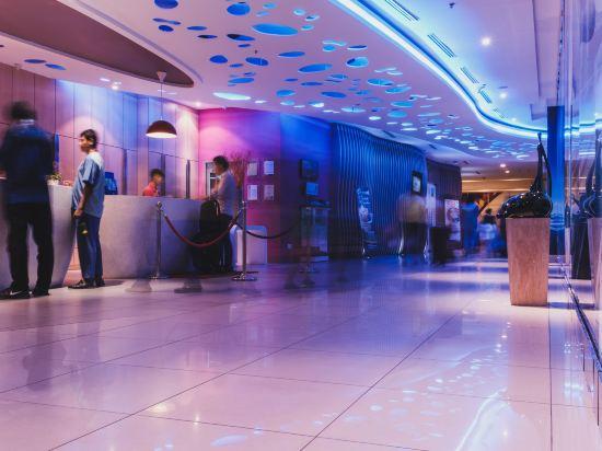 吉隆坡宜必思尚品弗拉斯爾商務園酒店(Ibis Styles Kuala Lumpur Fraser Business Park)公共區域