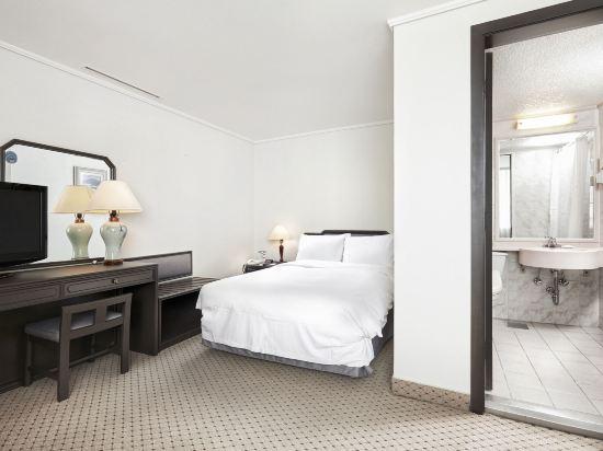 總統酒店(Hotel President)小型大床房