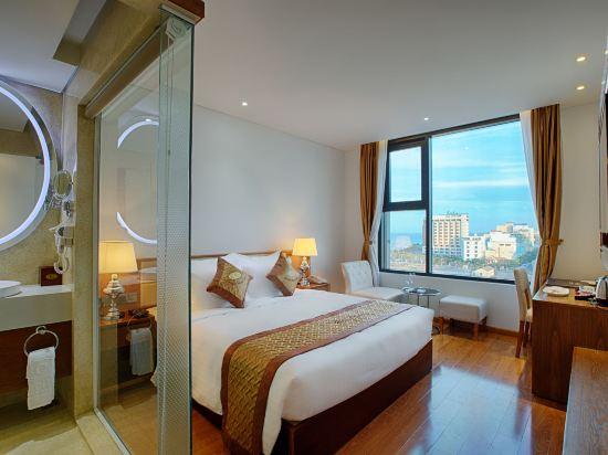 峴港西西里亞水療酒店(Cicilia Hotel & Spa Da Nang)豪華房