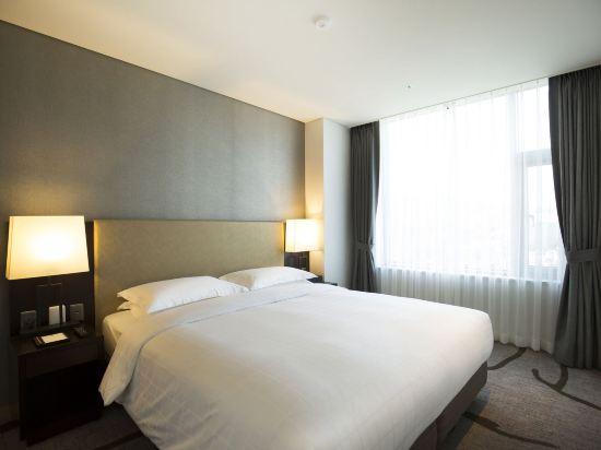 首爾東大門貝斯特韋斯特阿里郎希爾酒店(Best Western Arirang Hill Dongdaemun)套房