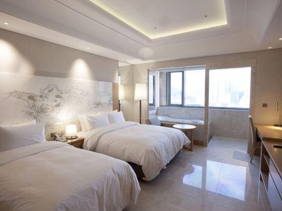 釜山阿爾班酒店(Arban Hotel Busan)尊貴雙床房