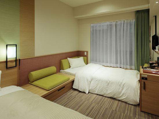 大阪難波光芒酒店(Candeo Hotels Osaka Namba)城景行政豪華超特大床房