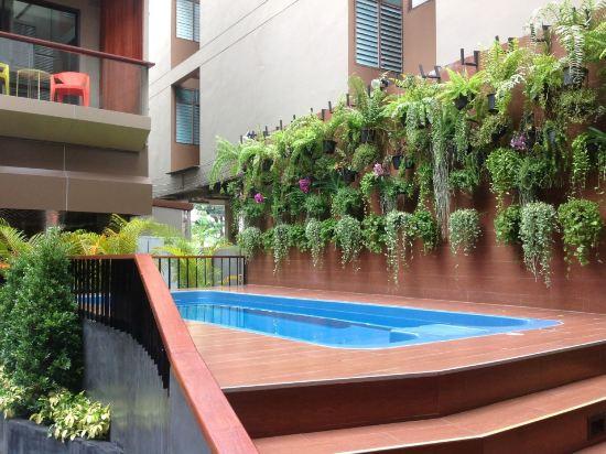 曼谷維拉酒店(Vela Hotel Bangkok)健身娛樂設施
