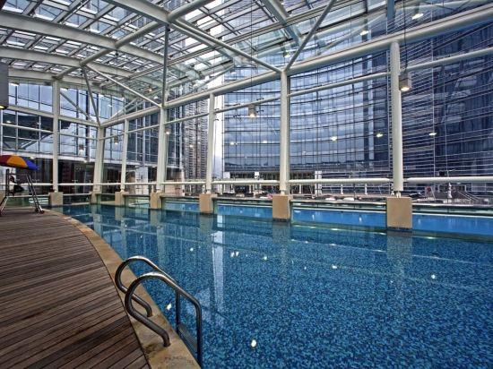 香港如心海景酒店暨會議中心(L'hotel Nina Et Convention Centre)健身娛樂設施