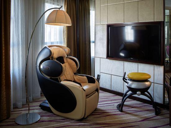 香港灣仔帝盛酒店(Dorsett Wanchai)OSIM按摩套房