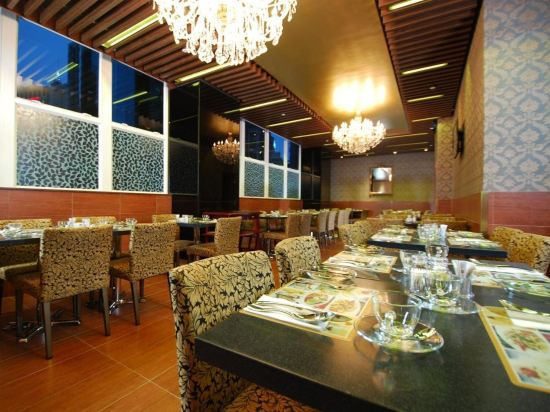 香港華麗銅鑼灣酒店(原香港華麗精品酒店)(Best Western Hotel Causeway Bay)餐廳