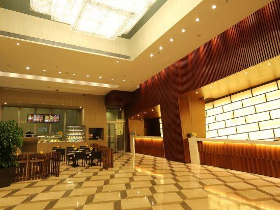 香港8度海逸酒店(Harbour Plaza 8 Degrees)公共區域