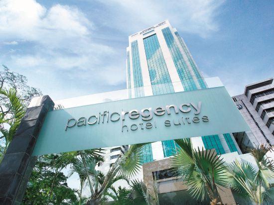太平洋麗晶套房酒店(Pacific Regency Hotel Suites)外觀