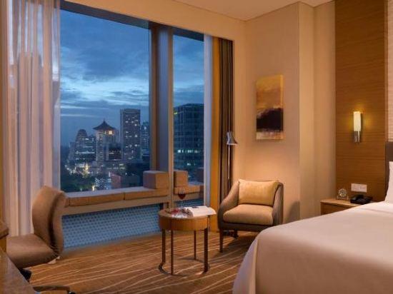 新加坡烏節門真酒店(Hotel Jen Singapore Orchardgateway by Shangri-La)豪華房