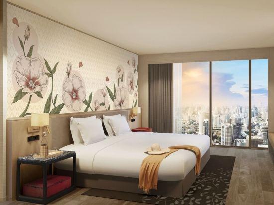 曼谷斯瓦特爾酒店(Sivatel Bangkok)玫瑰套房