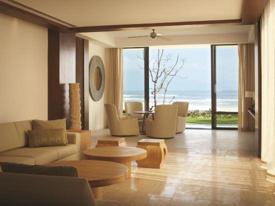 峴港凱悅麗晶渡假村及水療中心(Hyatt Regency Danang Resort and Spa)海景三卧室別墅