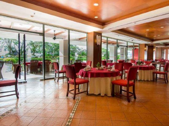 哥打京那巴魯絲綢麥哲倫酒店(The Magellan Sutera)餐廳