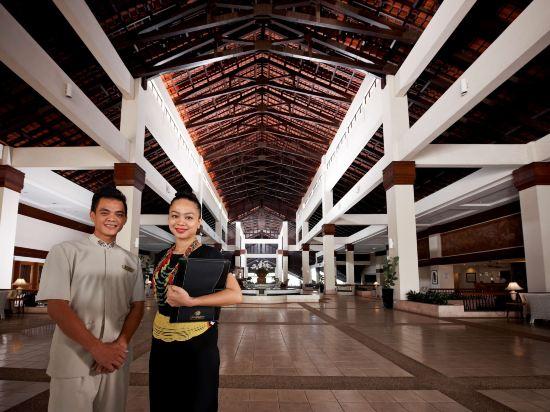 哥打京那巴魯絲綢麥哲倫酒店(The Magellan Sutera)公共區域
