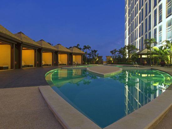 澳門喜來登金沙城中心大酒店(Sheraton Grand Macao Hotel, Cotai Central)健身娛樂設施