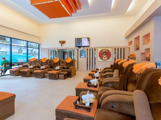 芭堤雅金色城市水療酒店(The Golden Ville Boutique Hotel & Spa Pattaya)健身娛樂設施
