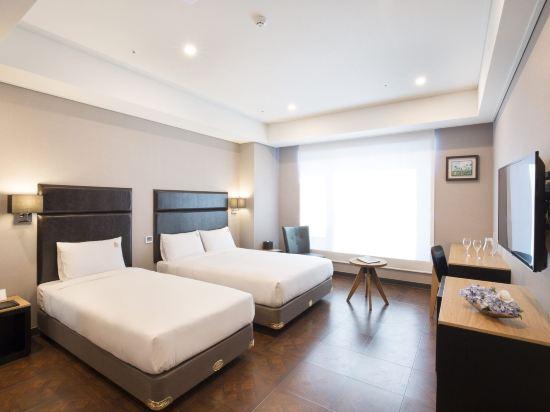 海雲台高麗良宵酒店(Benikea Hotel Haeundae)豪華房