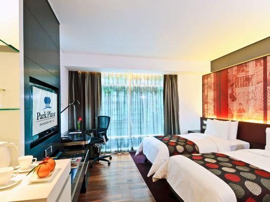 曼谷18街麗亭酒店(Park Plaza Bangkok Soi 18)高級房