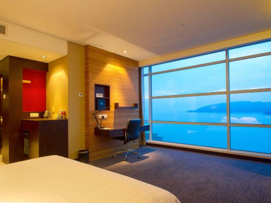 閣藍帝酒店(Grandis Hotels and Resorts Kota Kinabalu)豪華海景房
