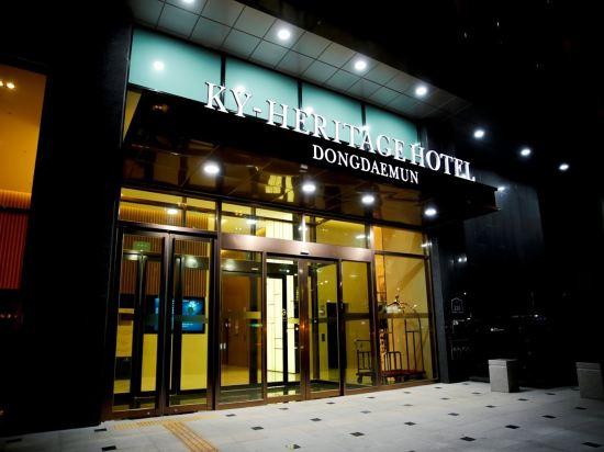 喜普樂吉酒店首爾東大門(Sotetsu Hotels the Splaisir Seoul Dongdaemun)外觀