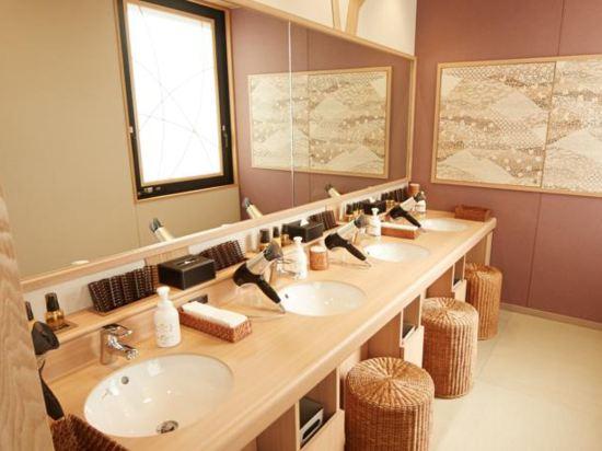 名古屋榮多米豪華酒店(Dormy Inn Premium Nagoya Sakae)健身娛樂設施