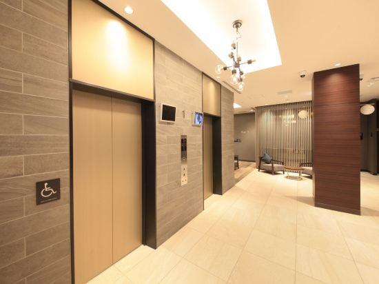大阪心齋橋金塔酒店(Quintessa Hotel Osaka Shinsaibashi)公共區域