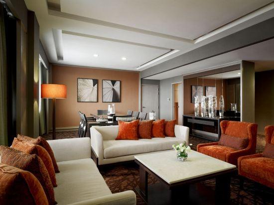 八打靈再也希爾頓酒店(Hilton Petaling Jaya)公共區域