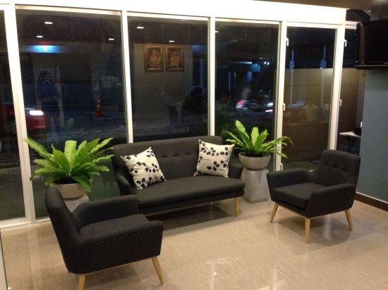 沙吞目標酒店(The Aim Sathorn Hotel)公共區域