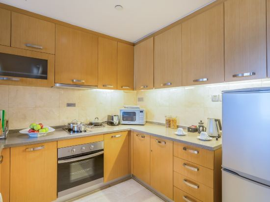 北京金融街行政公寓(Financier Executive Residence)一居室套房