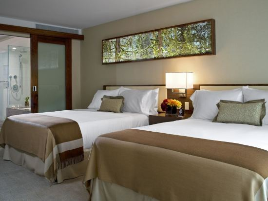 費爾蒙特環太平洋酒店(Fairmont Pacific Rim)費爾蒙特房