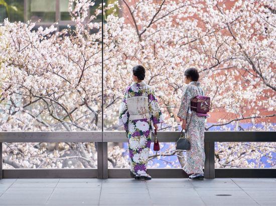東京目黒雅敍園(Hotel Gajoen Tokyo)外觀